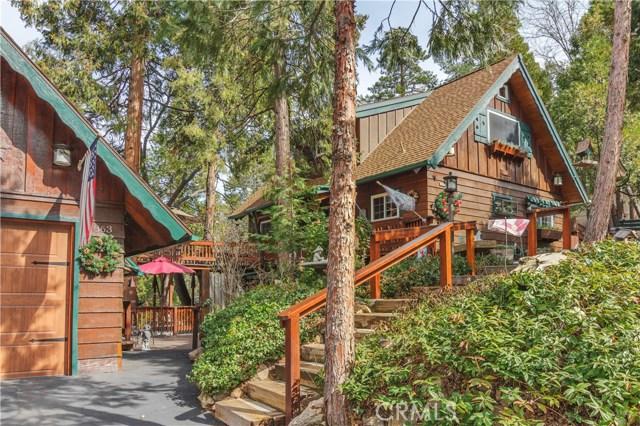 863 Zurich Drive, Lake Arrowhead, CA 92352
