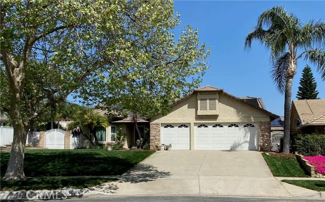 6883 Spinel Avenue Rancho Cucamonga CA 91701