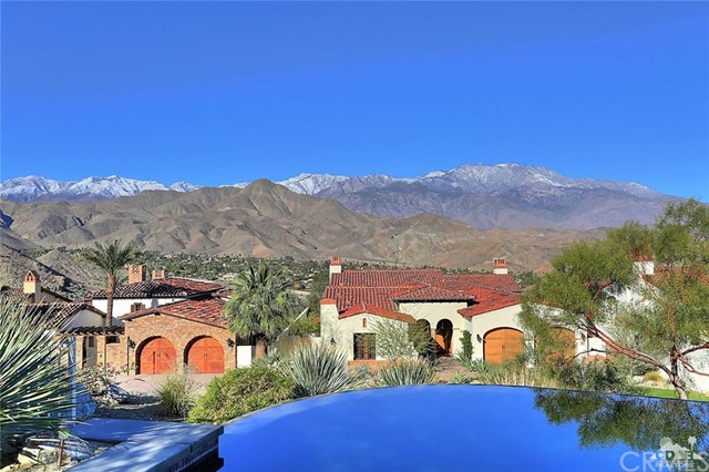 11 Santa Rosa Mountain Lane Rancho Mirage, CA 92270 - MLS #: 217027704DA