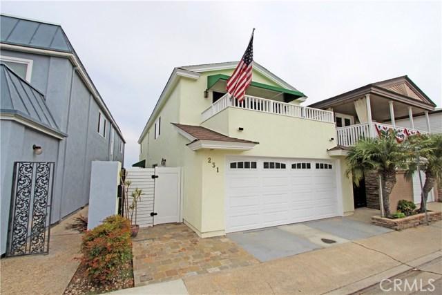231 Canal Street, Newport Beach, CA 92663
