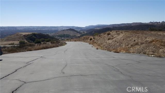 0 Paseo Chico Murrieta, CA 92562 - MLS #: SW18060233