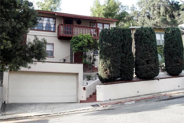 Single Family Home for Sale at 5824 Burwood Avenue Highland Park, California 90042 United States