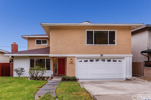 Single Family Home for Sale at 3622 Virginia Street 3622 Virginia Street Glendale, California 91214 United States