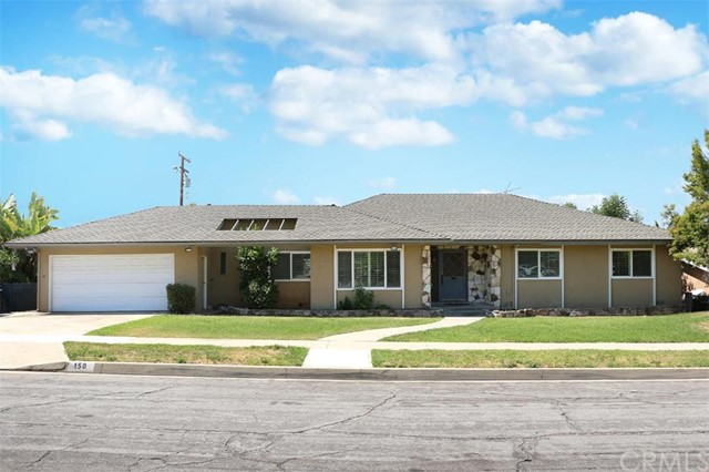 150 Madelena Drive La Habra Heights, CA 90631 is listed for sale as MLS Listing DW16136041