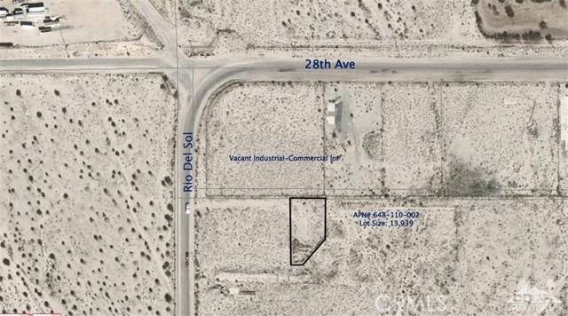 Land for Sale at Rio Del Sol Rio Del Sol Thousand Palms, California 92276 United States