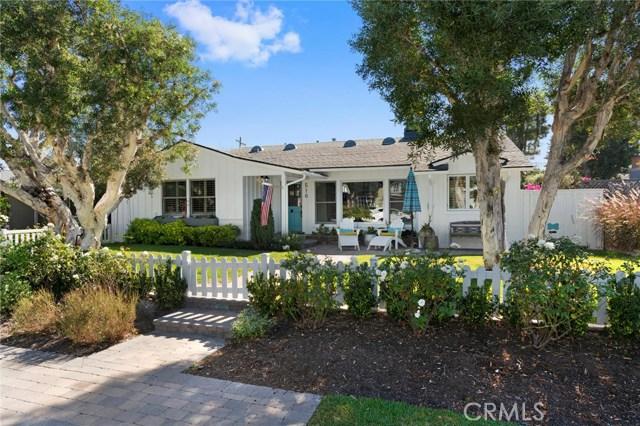 510 Riverside Avenue, Newport Beach, CA 92663