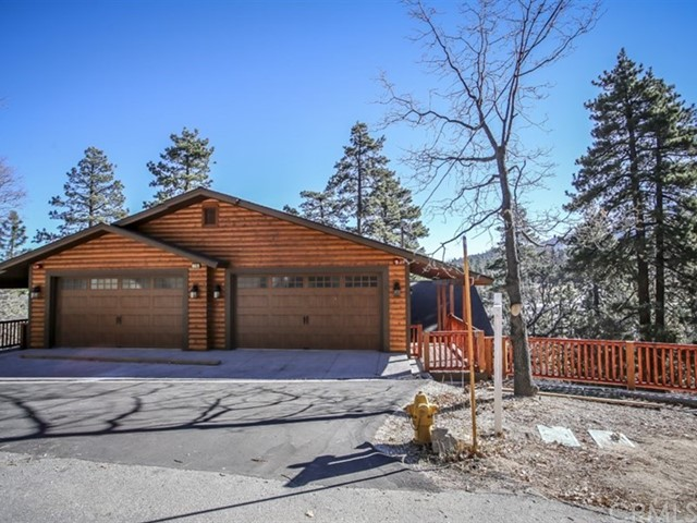 1287 Pigeon Road, Big Bear, CA, 92315