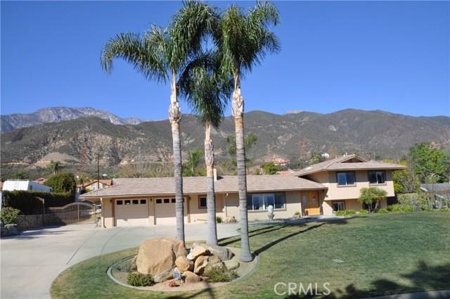 Частный односемейный дом для того Продажа на 8374 Bella Vista Drive 8374 Bella Vista Drive Alta Loma, Калифорния 91701 Соединенные Штаты