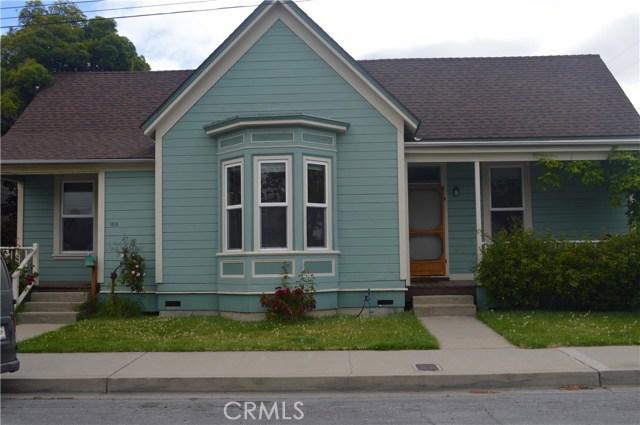 Single Family Home for Rent at 1516 Nipomo Street San Luis Obispo, California 93401 United States