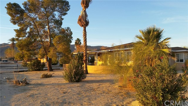 Single Family for Sale at 6038 Bagley Avenue 29 Palms, California 92277 United States