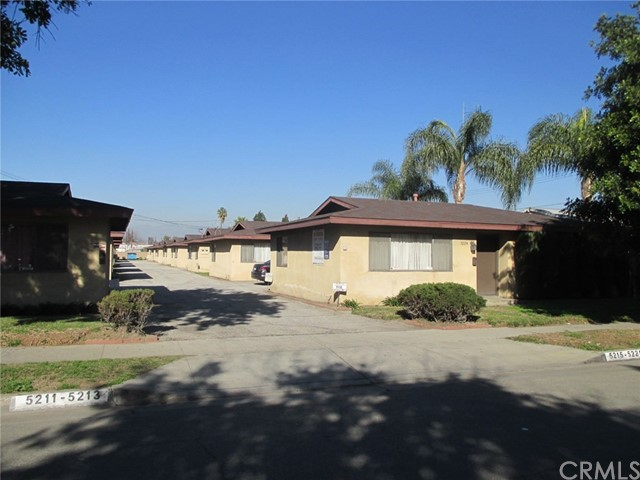 Single Family for Sale at 5211 Live Oak Street Cudahy, California 90201 United States