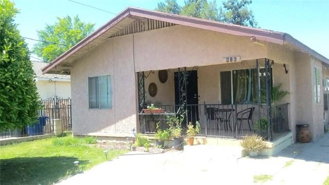 Single Family Home for Sale at 936 H Street N San Bernardino, California 92410 United States