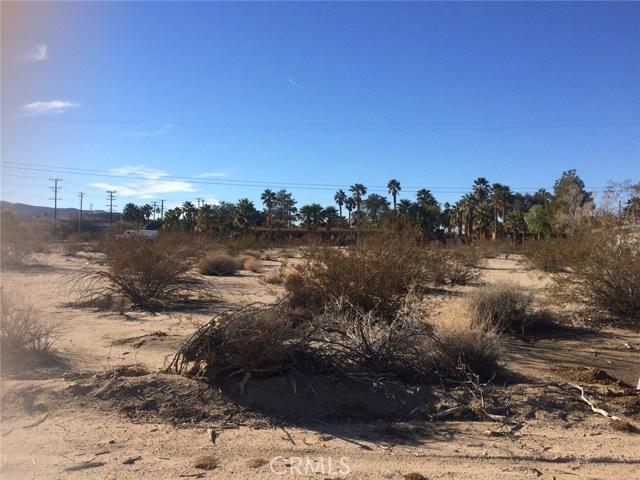 0 Mesquite Avenue, 29 Palms, CA, 92277