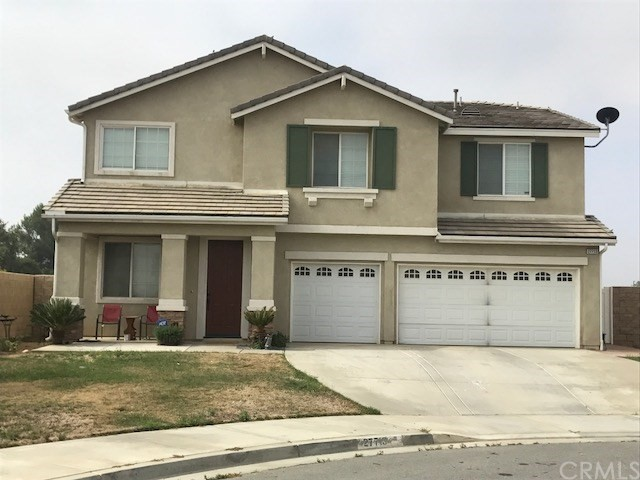 Single Family Home for Sale at 27713 Blue Topaz Drive Romoland, California 92585 United States