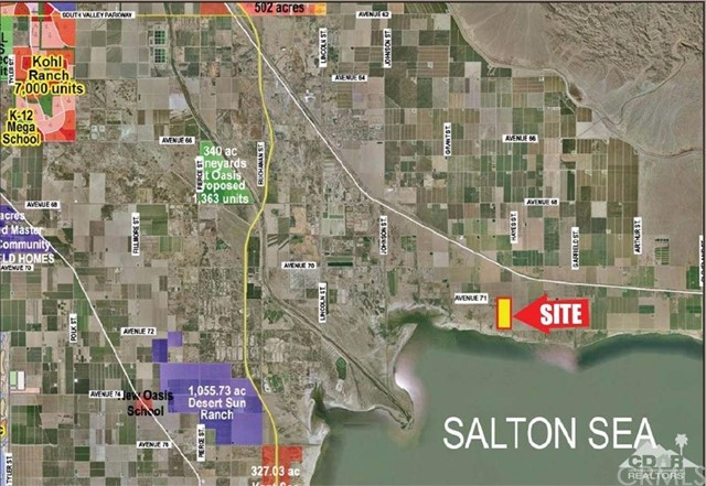 Photo of home for sale at 71st, 80 ac Avenue, Mecca CA