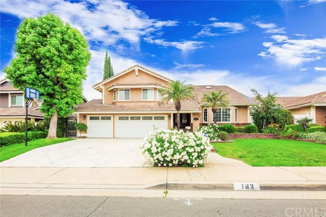 Photo of 183 Morning Glory Street, Brea, CA 92821