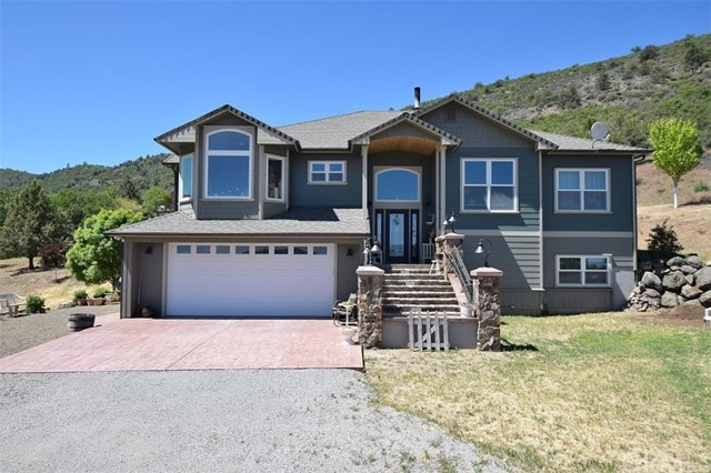 Single Family Home for Sale at 9635 & 9643 Cram Gulch Road Yreka, California 96097 United States