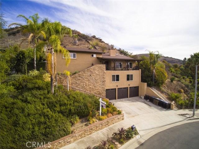 Single Family Home for Sale at 619 Birchwood Road N Orange, California 92869 United States