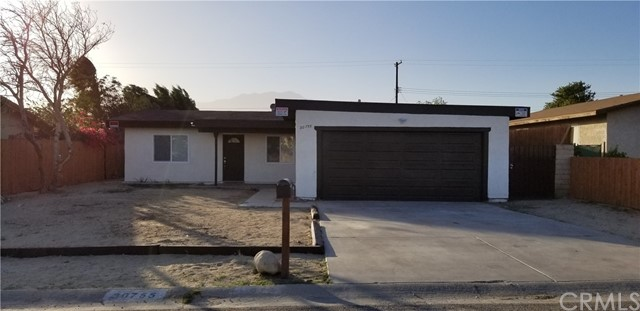 Single Family Home for Sale at 30755 Roseview Lane 30755 Roseview Lane Thousand Palms, California 92276 United States