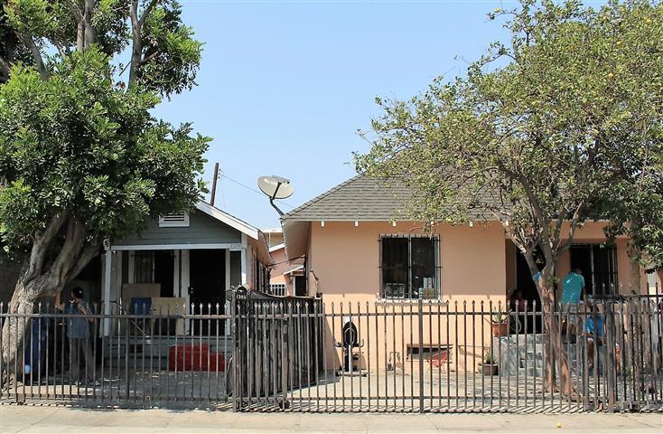 1309 55Th Street, Los Angeles, California 90011