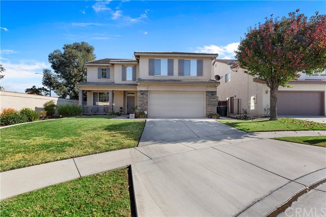 2515 Rainbow Falls Circle, Corona, California