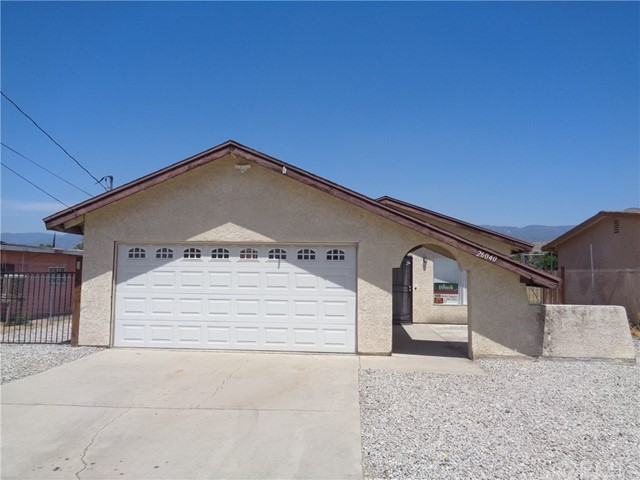 Single Family Home for Rent at 26040 9th Street Highland, California 92410 United States