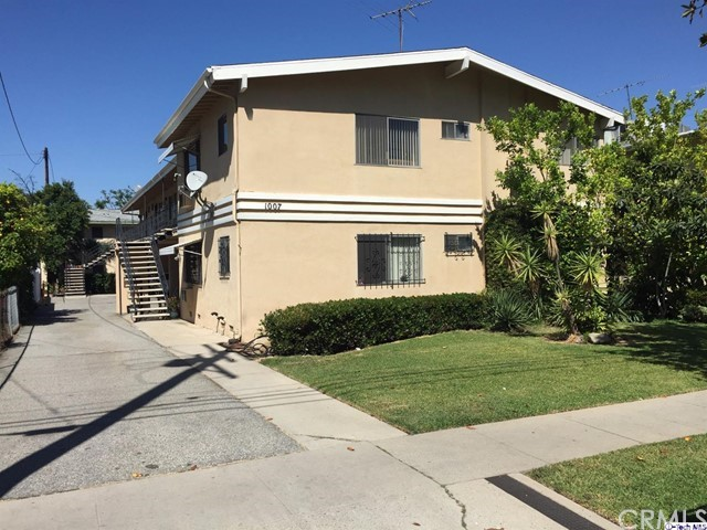 Single Family for Sale at 1007 Louise Street N Glendale, California 91207 United States