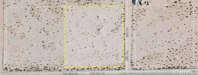 Single Family for Sale at 0 VALLE VISTA/MICA 29 Palms, California United States