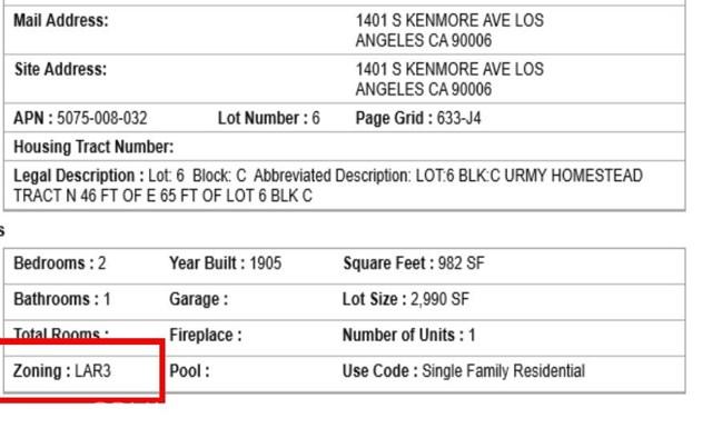 1401 S Kenmore Av, Los Angeles, CA 90006 Photo 0
