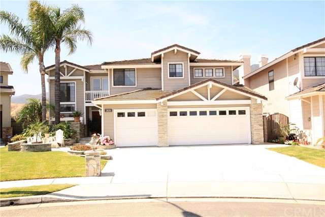 Single Family Home for Rent at 2820 Mount Niguel Circle Corona, California 92882 United States