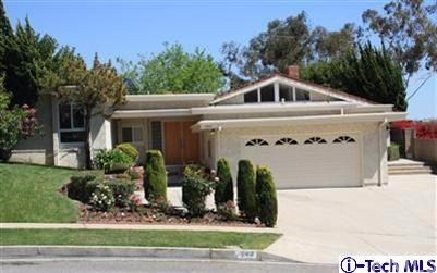 Single Family Home for Rent at 1942 Alpha Street South Pasadena, California 91030 United States