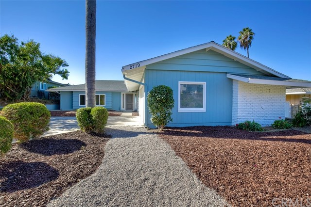 2719 Via Vistosa San Clemente, CA 92672 is listed for sale as MLS Listing OC16740029