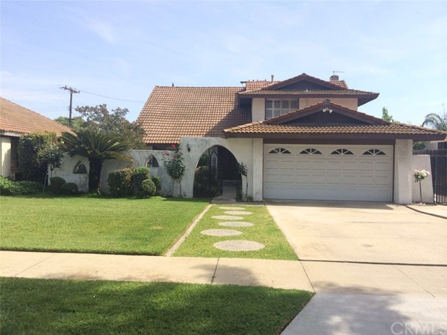 Single Family Home for Rent at 1294 Aster Street W Upland, California 91786 United States
