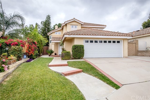 828 S Wildflower Lane, Anaheim Hills, California