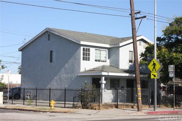 10600 Avalon Boulevard, Los Angeles, California 90003