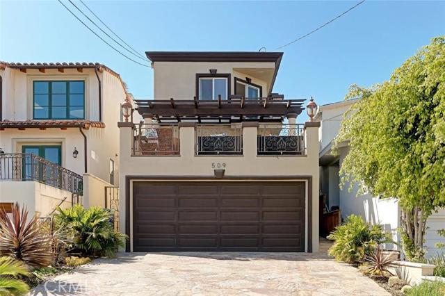 509 North Dianthus Street Manhattan Beach CA  90266