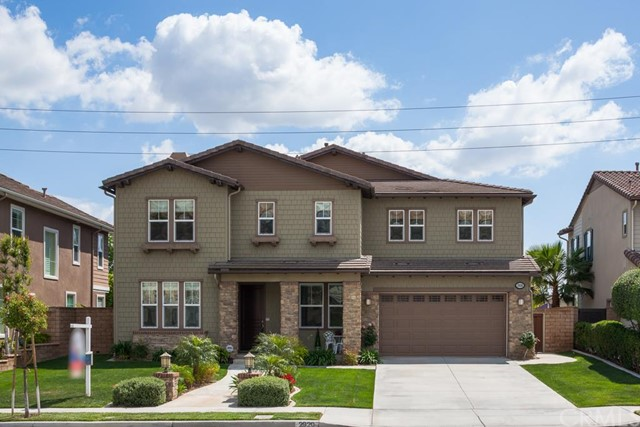 Single Family Home for Sale at 2920 East Stearns St 2920 Stearns Brea, California 92821 United States