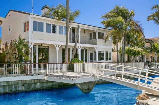 Single Family Home for Rent at 34 Linda St Newport Beach, California 92660 United States