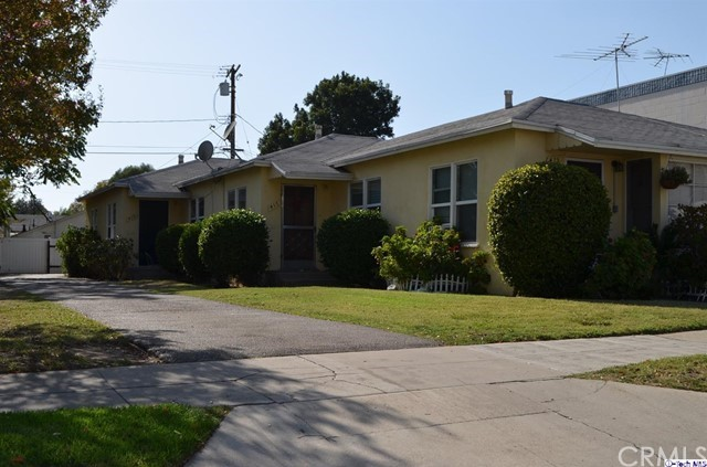 415 417 S Main Street Burbank, CA 91506 is listed for sale as MLS Listing 316008961