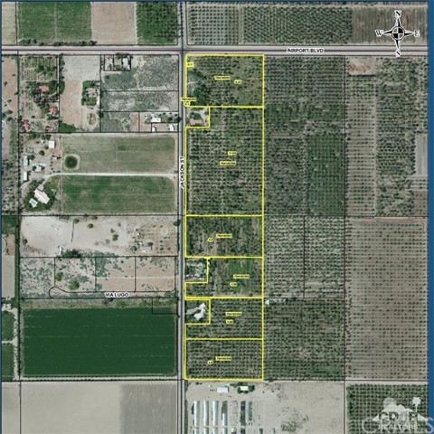 4 E Jackson & S Airport Thermal, CA 92274 - MLS #: 218014290DA