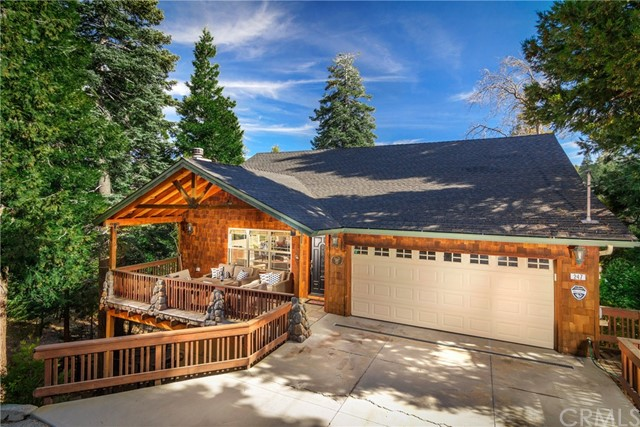 247 Chippewa Lane, Lake Arrowhead, CA 92352