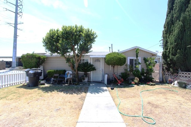 Single Family Home for Sale at 10701 Fern Avenue Stanton, California 90680 United States