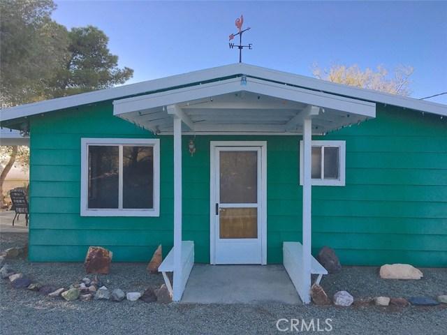 5910 Little Bear Lane Johnson Valley, CA 92285 - MLS #: JT18149182