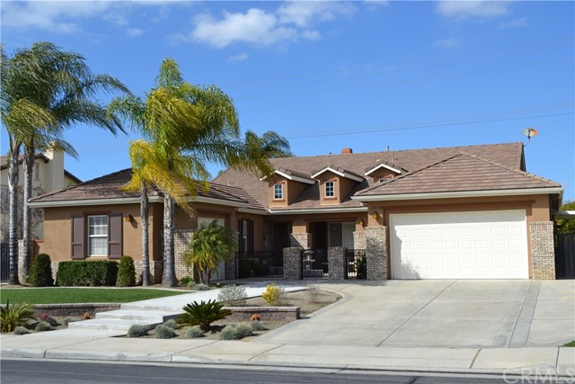 Single Family Home for Sale at 1195 Pamplona Drive Riverside, California 92508 United States