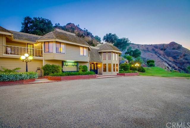 7729 E Santiago Canyon Road, Orange, California