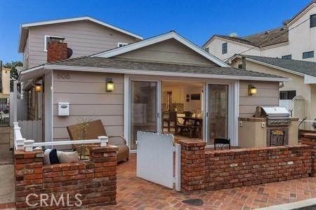 606 36th Street Newport Beach, CA 92663 - MLS #: NP17188502