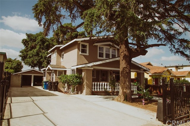 4706 17th Los Angeles CA 90019