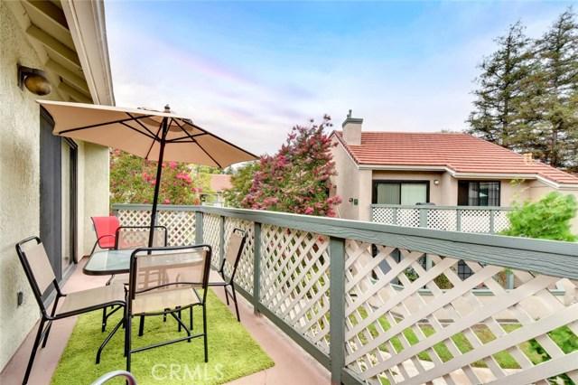 3594 W Carrotwood Court # D Anaheim, CA 92804 - MLS #: PW17170523