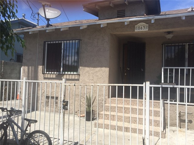 Photo of 863 E 40th Place, Los Angeles, CA 90011
