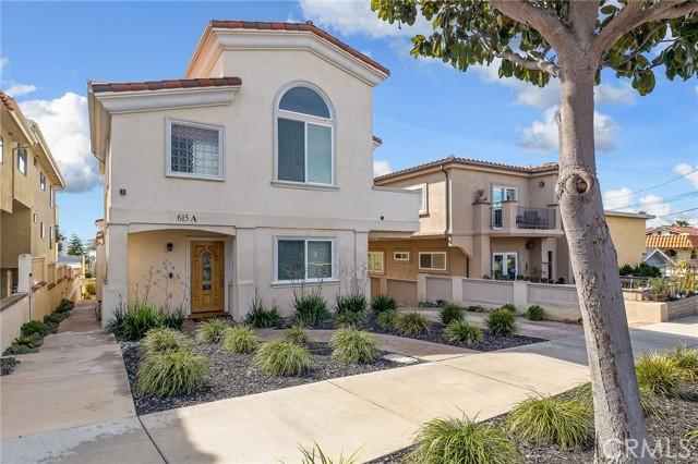 615 Juanita Avenue, Redondo Beach, California 90277, 3 Bedrooms Bedrooms, ,2 BathroomsBathrooms,Townhouse,For Sale,Juanita,SB21033011